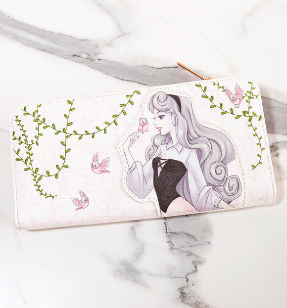 Loungefly Sleeping Beauty Briar Rose Bifold Wallet