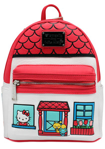 Loungefly Hello Kitty Home Sweet Home Backpack