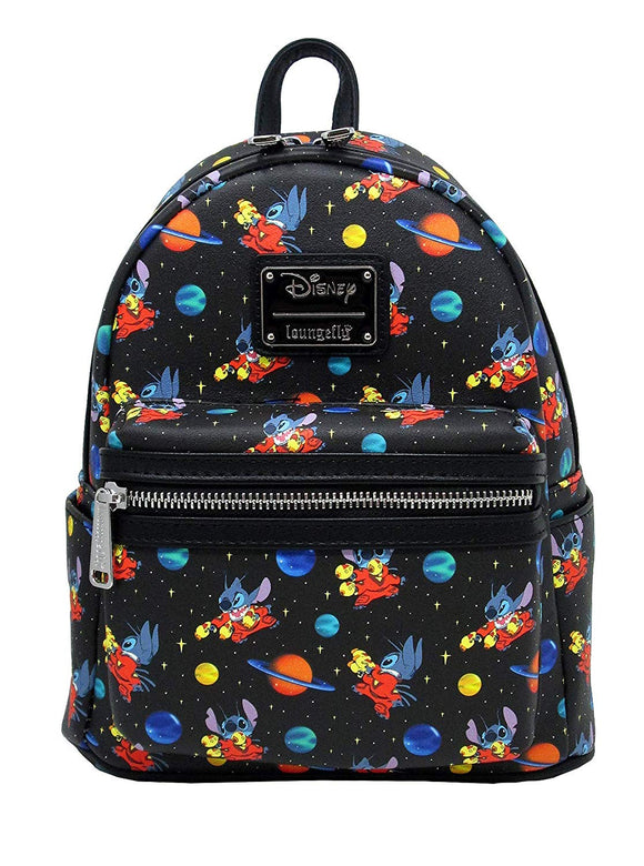 Loungefly Stitch Space Backpack