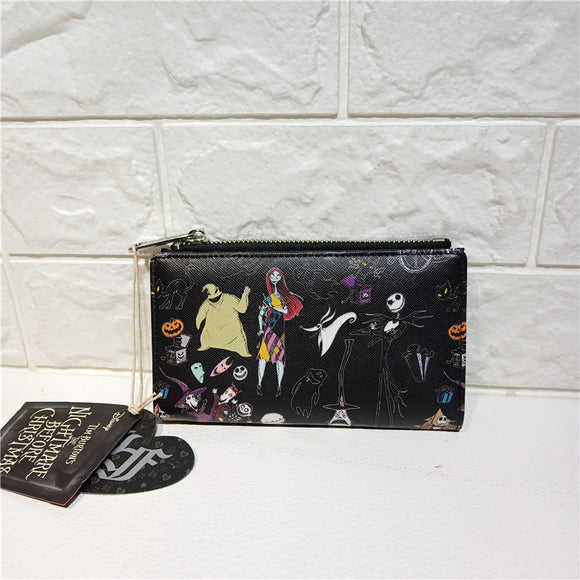 Nightmare Before Christmas Purse Wallet