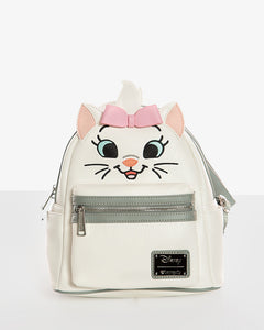 Loungefly The Aristocats Marie Face Mini Backpack