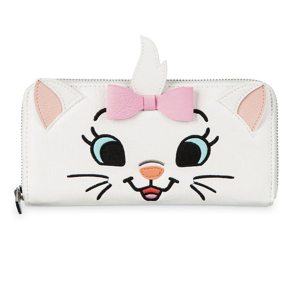 Loungefly The Aristocats Marie Face Wallet