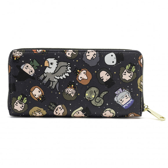 Loungefly Harry Potter Chibi Wallet