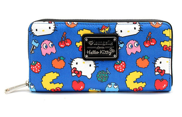 Loungefly Hello Kitty Pac Man Wallet
