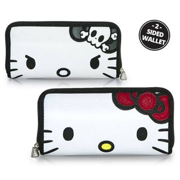 Loungefly Hello Kitty Face Wallet