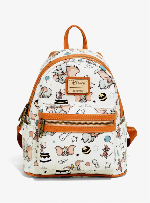 Loungefly Dumbo Icons Mini Backpack
