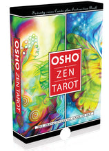 Charger l'image dans la galerie, Osho Zen Tarot: The Transcendental Game of Zen (79 cartes + livre d'instructions) (Anglais) Broché – 1 mai 1995