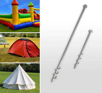 Screw In Tent Pegs