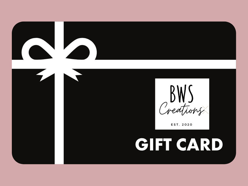 Gift Card ($10 & up)