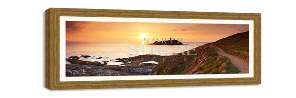 Deep Frame - New Oak