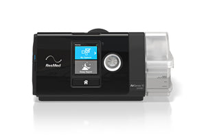resmed airsense 10 autoset with heated tubing