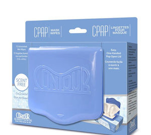 Contour CPAP Wipes