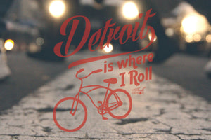 Detroit is Where I