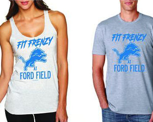 Fit Frenzy at Ford Field!