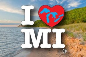Welcome to the New I Love Michigan Shop!