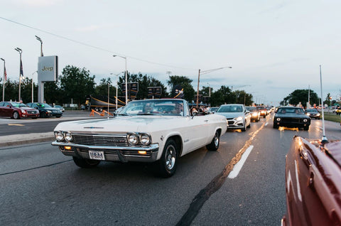 Chevrolet Impala at Woodward Dream Cruise