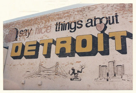 Woodward Ave. Mural
