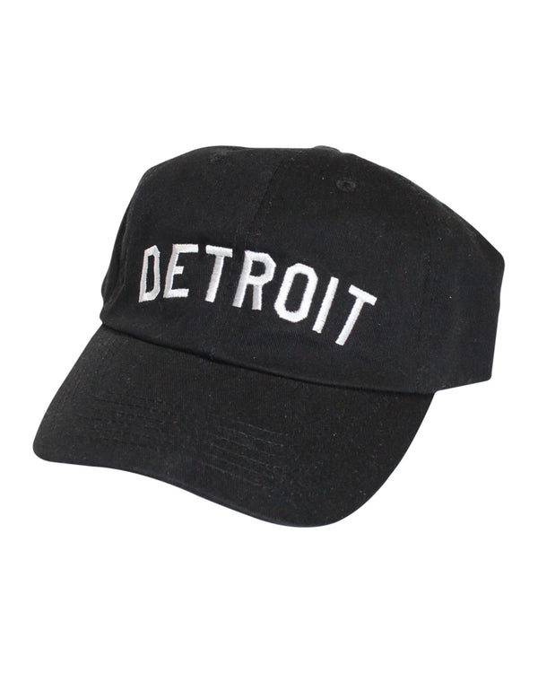 Basic Detroit Dad Cap