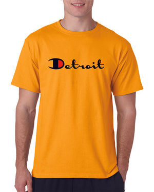 Detroit Champion T-Shirt