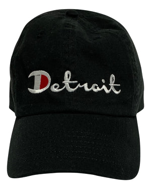 Detroit Champion Dad Hat