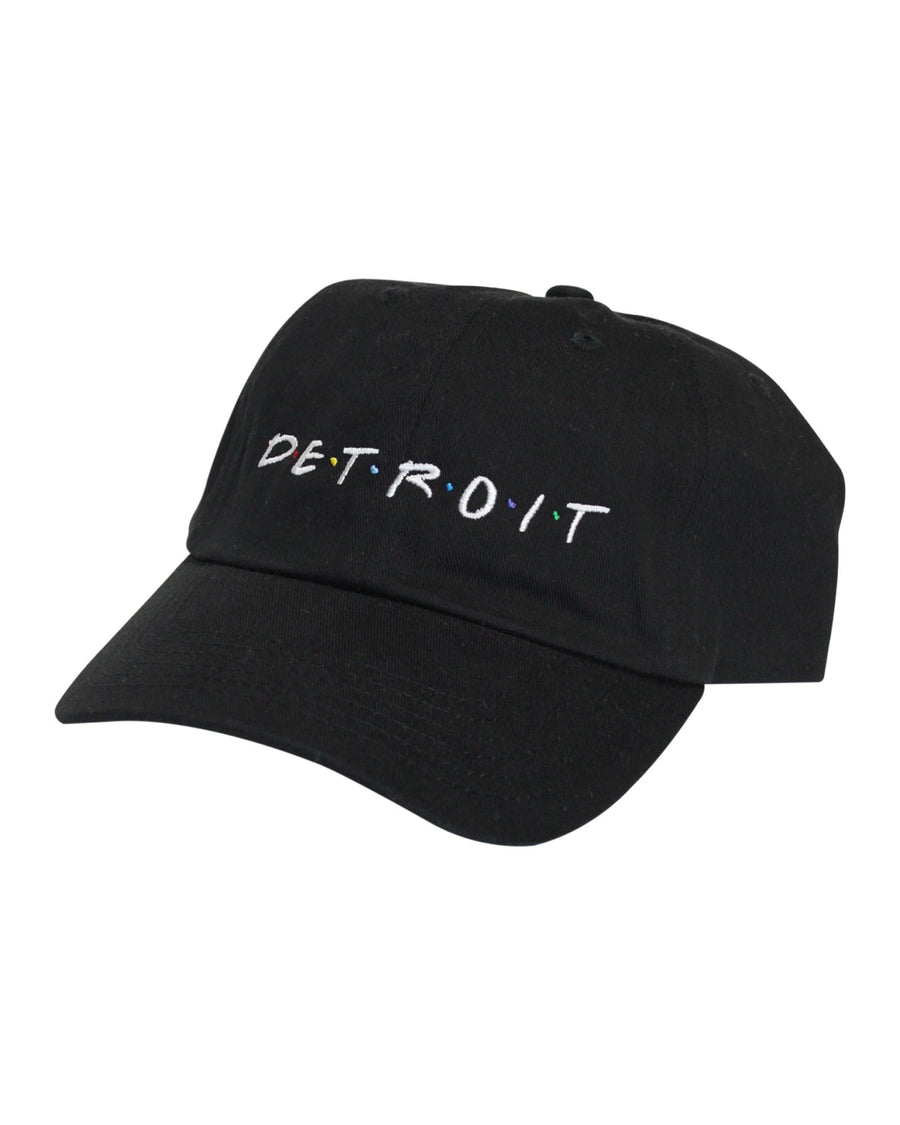 Detroit Friends Dad Cap