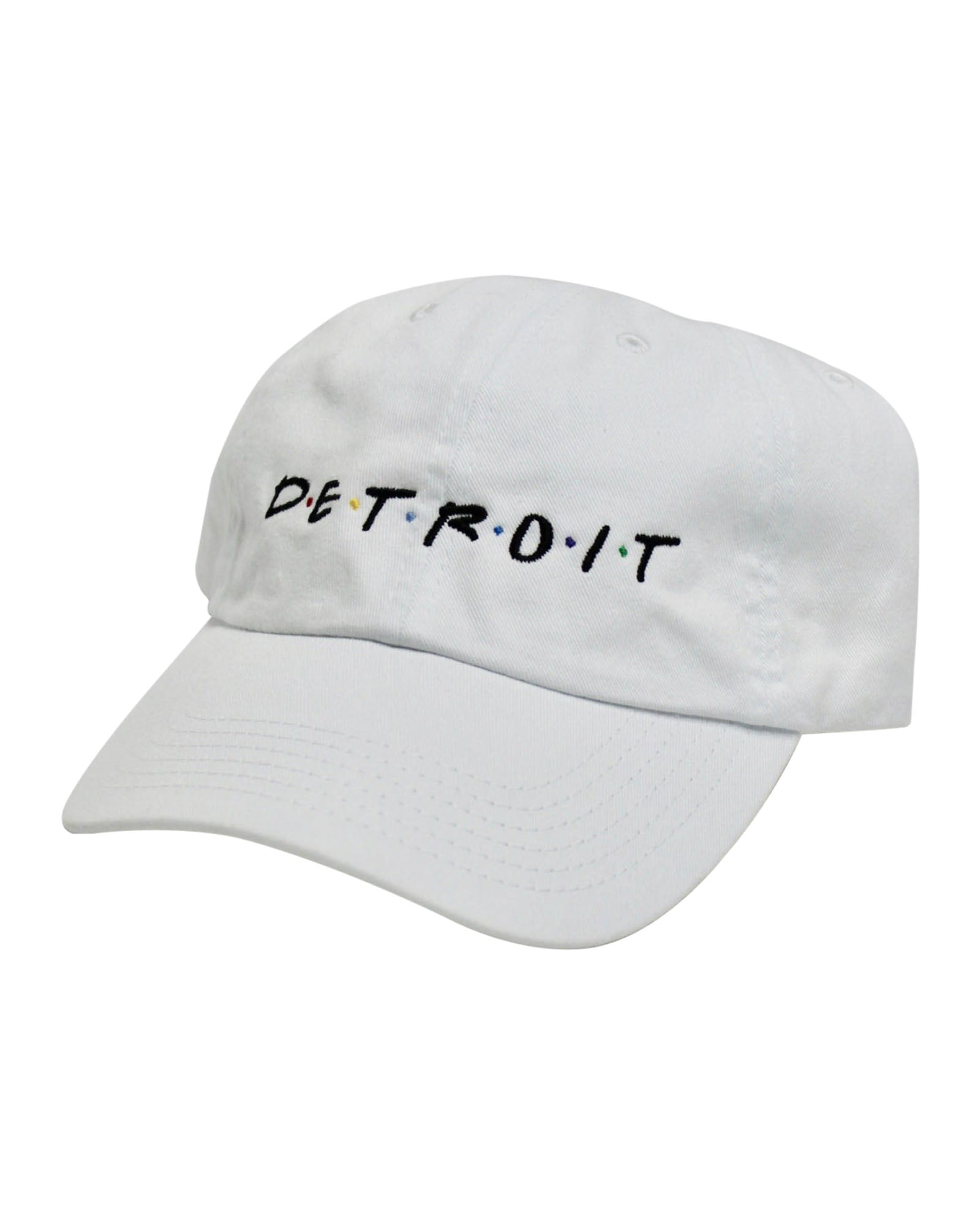 a7b2f2dfc Detroit Friends Dad Cap