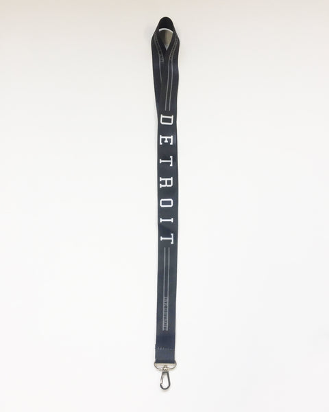Detroit Lanyard - The Great Lakes State