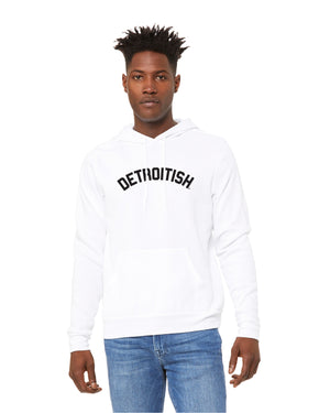 Detroitish Pullover Hoodie