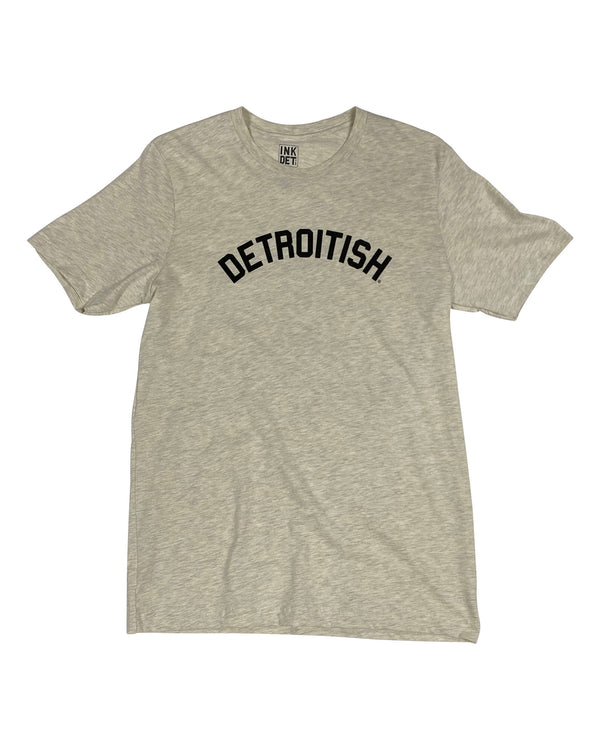Detroitish Unisex T-Shirt - Natural Heather