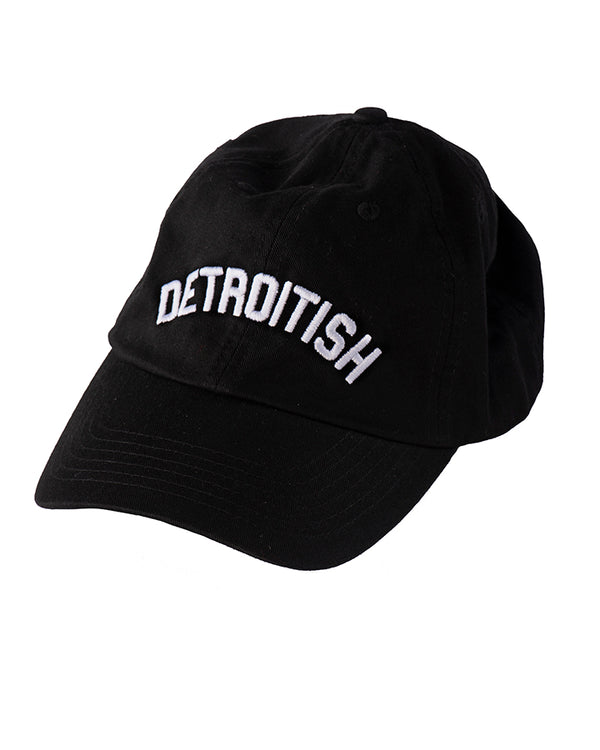 Detroitish Dad Cap