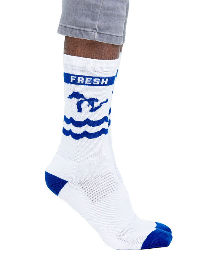 Fresh Great Lakes Crew Socks