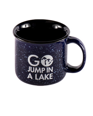 Go Jump in a Lake  - 15oz Coffee Mug