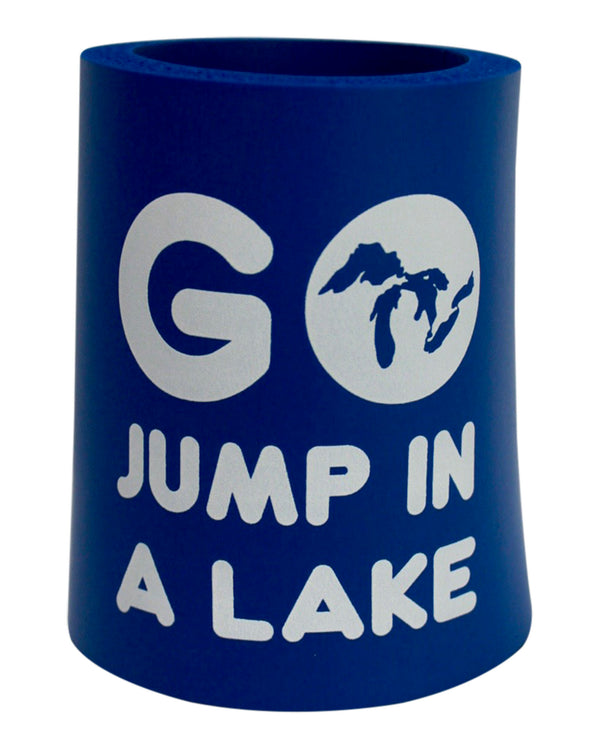 Go Jump in a Lake Coolie