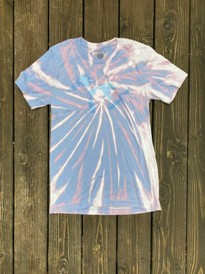 Great Lakes Waves Tie Dye Unisex T-Shirt