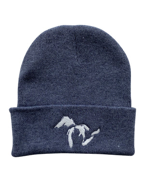 The Great Lakes Knit Beanie
