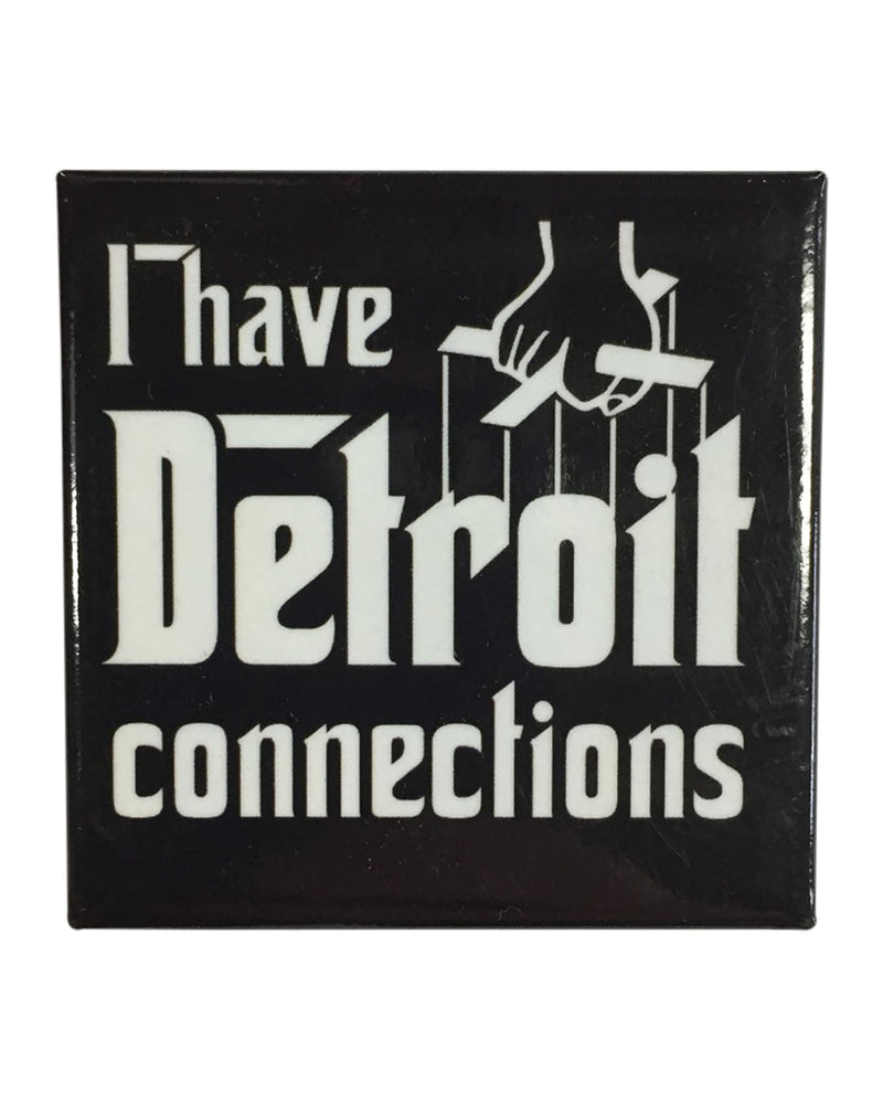 I have Detroit Connections