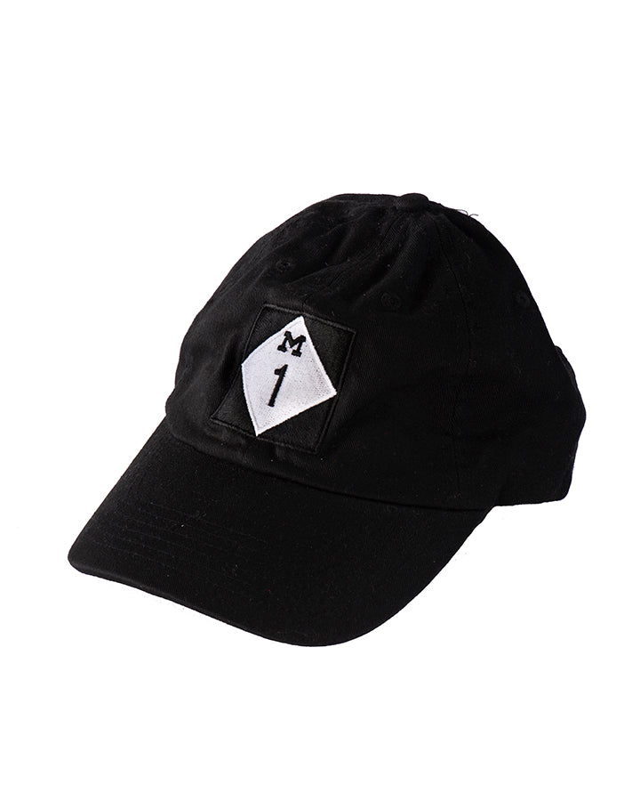 M1 Dad Cap - Black - The Great Lakes State