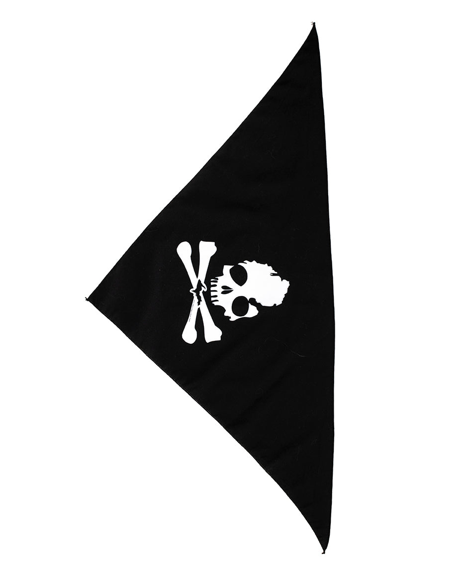 Michigan Skull & Bones- Dog Bandana - The Great Lakes State