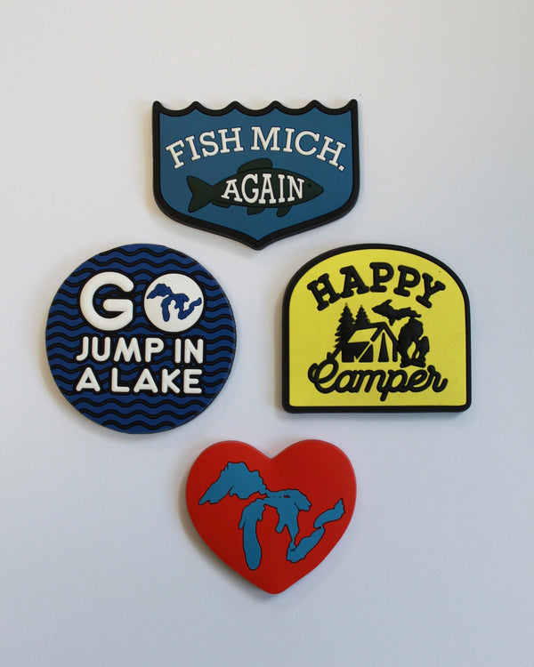 Michigan and Great Lakes Magnets
