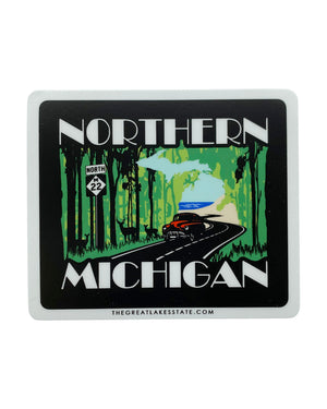 Northern Michigan Sticker