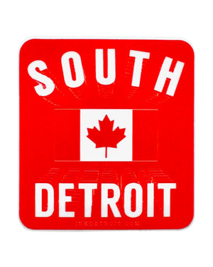South Detroit Sticker