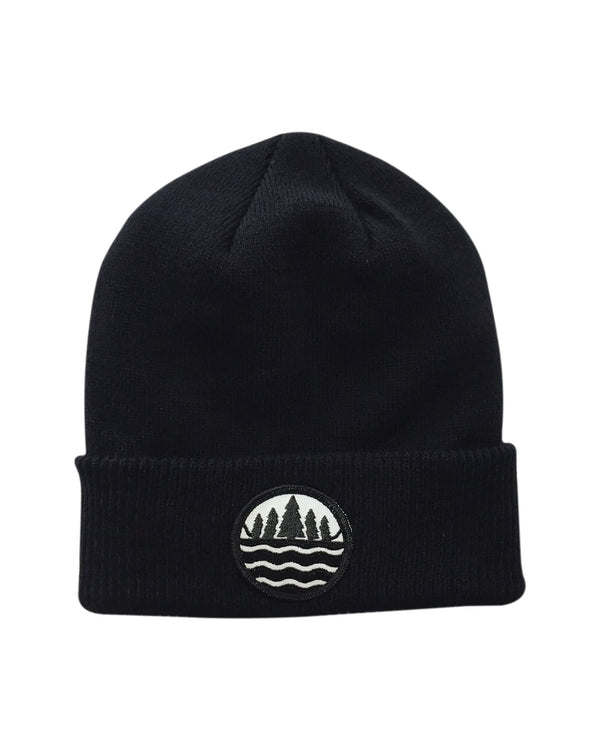 The Great Lakes State Knitted Sailor Cap Beanie