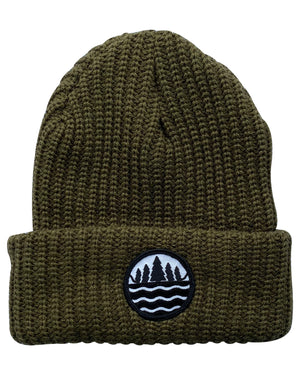 The Great Lakes State TGLS Lumberjack Cuffed Beanie