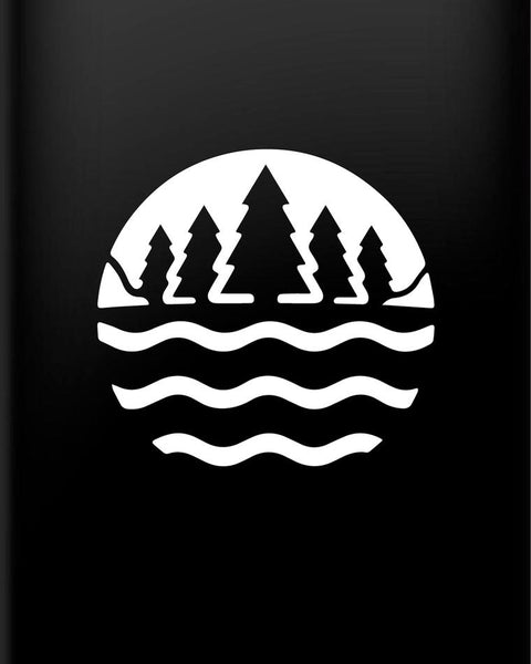 Great Lakes State Vinyl Decal Sticker - The Great Lakes State