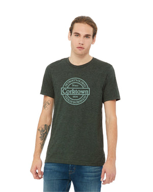 Corktown - Unisex T-Shirt - Forest Green