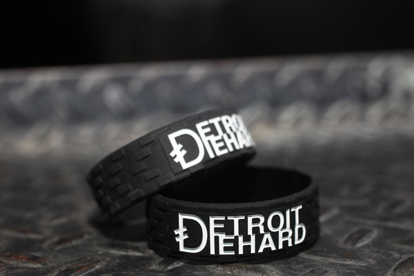Detroit Diehard Bracelet - The Great Lakes State