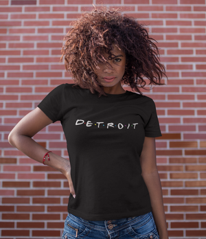 Detroit Friends Women's Relaxed T-Shirt