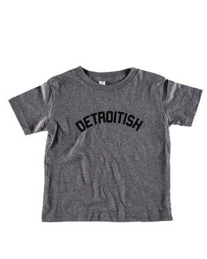 Detroitish - Youth T-Shirt