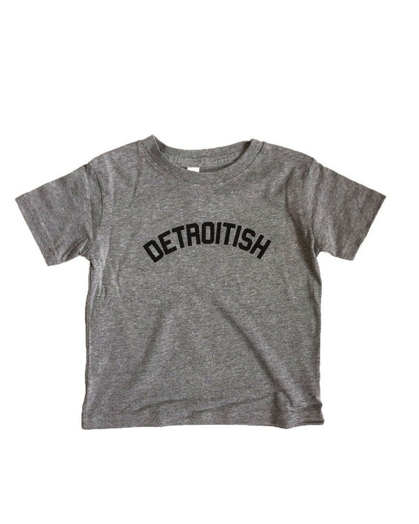 Detroitish Toddler T-Shirt