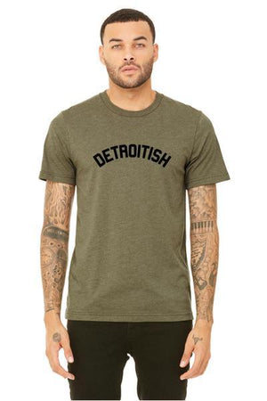 Detroitish Unisex T-Shirt